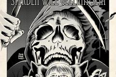 Schwarwel Glücklicher Montag Illustration Graphic Novel Gevatter