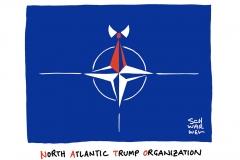 NATO wird 70: Dauerkrise wegen Trump