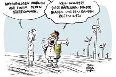 Wüsten-Böden und Waldbrände: Wetterdienst warnt vor neuer Dürre in Deutschland