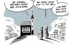 Kirche Mitgliederschwund – Neue Studie zu Christen: Kirchen droht massiver Mitgliederschwund