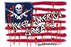 Tote durch Terrorschützen in El Paso und Dayton: Schärfere Waffengesetze in den USA gefordert