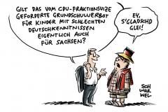 """Vorschulpflicht – von """"Grundschulverbot"""" sei nie die Rede gewesen: CDU-Fraktionsvize Linnemann sieht sich falsch zitiert"""
