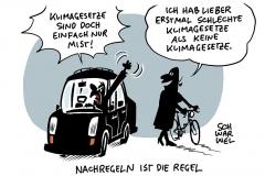 Klimapolitik: Bundestag beschließt Klimaschutzgesetz