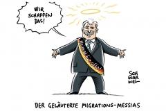 Vom Saulus zum Paulus: In Ankara bemüht sich Innenminister Seehofer um Rettung des bröckelnden Flüchtlingspakts