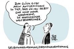 Repräsentative Umfrage des Jüdischen Weltkongresses:  Jeder vierte Deutsche denkt antisemitisch