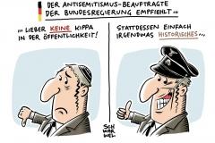 """Zentralrat der Juden zu wachsendem Antisemitismus: """"Lage hat sich wirklich verschlechtert"""""""