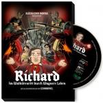 schwarwel dvd film richard im walkürenritt durch wagners leben trickfilm