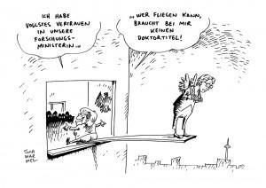 KARIKATUREN FEBRUAR 2013 « schwarwel.de