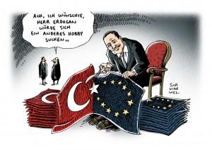 Proteste in Istanbul: Erdogan richtet letzte Warnung an Demonstranten