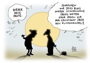 Klimawandel: Änderung der Wetterlage in Deutschland deutlich spürbar