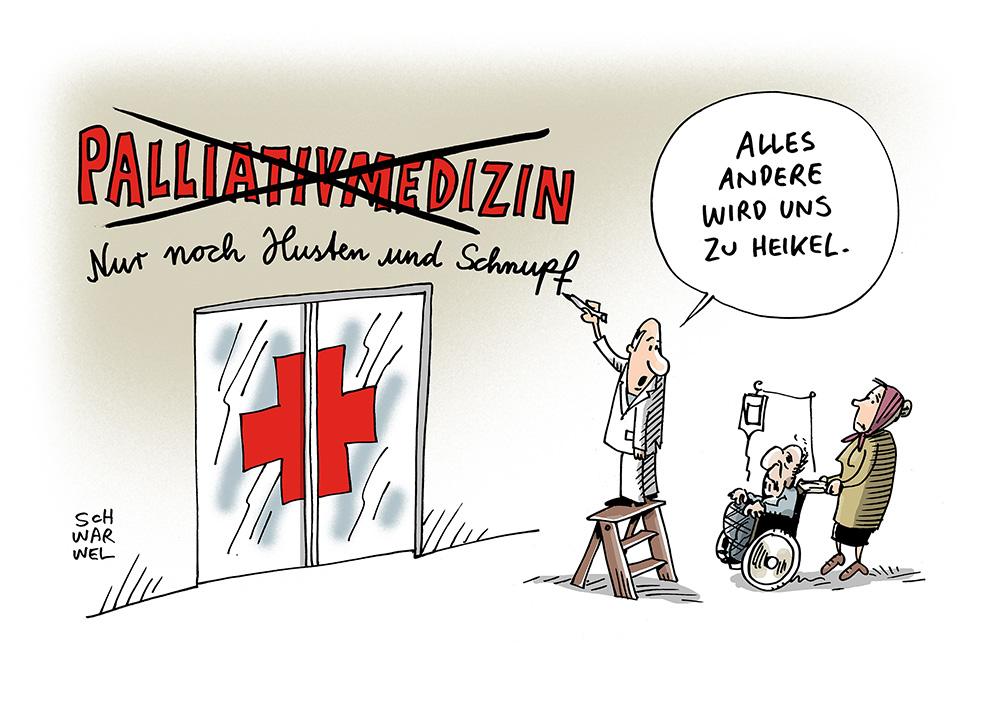 Karikaturen November 2015 171 Schwarwel De