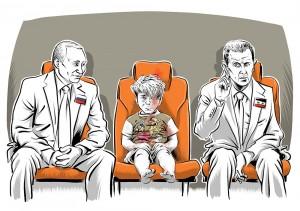 Aleppo in Syrien: Bild von 5-järigem Omran zeigt Schrecken des Krieges