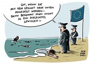 Mittelmeer die tödlichste Fluchtroute der Welt: Seit Jahresbeginn mehr als 3.000 Migranten ertrunken