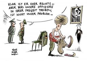 Anschlagspläne: Bundeswehr-Offizier unter Terrorverdacht