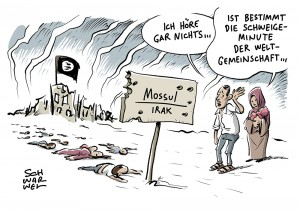 Irakische IS-Hochburg: IS tötet 163 Zivilisten bei Flucht aus Mossul, Kinderleichen lagen tagelang auf der Straße