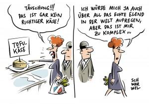 """EuGH-Urteil zu Verbrauchertäuschung: """"Tofukäse"""" darf nicht Käse heißen"""