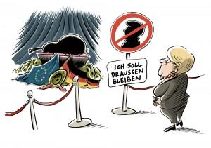 Europäischer Staatsakt: Merkel sollte nicht auf Trauerfeier für Kohl reden