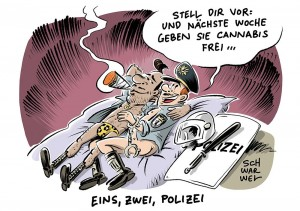 """Ehe für alle zur Abstimmung im Bundestag"""" + Berliner Partypolizisten erklären sich + Legalisierung: Bremen will Cannabis ohne Rezept"""