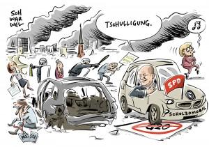 Regierungserklärung nach G20-Chaos: Olaf Scholz entschuldigt sich bei Hamburgern