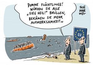 "NGOs im Mittelmeer: ""De Maizière macht Stimmung gegen Flüchtlinge"""