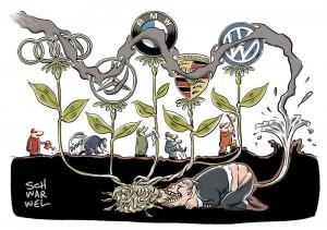 Kartell-Vorwürfe: Autobauern drohen Milliardenstrafen