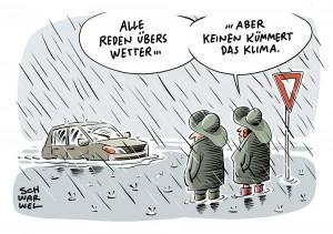 Dauerregen in Deutschland: Katastrophenalarm im Landkreis Goslar