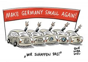 """Automobil made in Germany"": Verkehrsminister Dobrindt sieht Image schwer beschädigt"