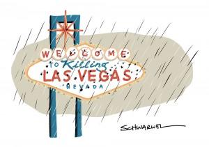 US-Waffengesetze: 59 Todesopfer durch Attentäter in Las Vegas