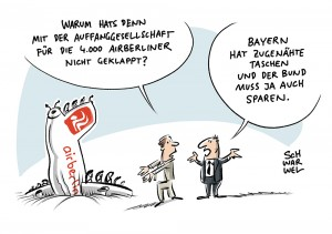 Insolvente Fluglinie Air Berlin: Keine große Auffanggesellschaft von Bund und drei Ländern