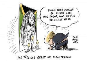 "Merkel vor Jamaika-Endrunde: ""Es kann gelingen"""