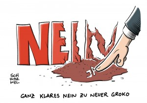 """""""""""Wenn die Inhalte stimmen"""": Schulz' Nein zu GroKo bröckelt"""