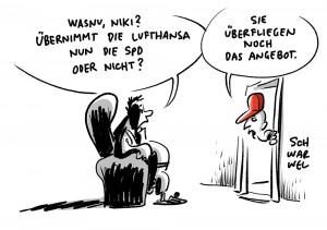 """""""Flotte weg"""": Niki Lauda erhebt schwere Vorwürfe gegen die Lufthansa"""