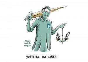 NetzDG gegen Hetze im Netz: Wie Facebook und Twitter das neue Löschgesetz umsetzen