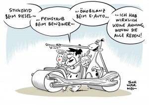 Feinstaub, Stickoxide, Ökobilanz: Autokäufer zwischen Benziner, Diesel und Elektroautos