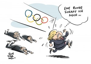 "CDU: Kritik an Merkel wächst""  • ""Olympische Winterspiele in Pyeongchang eröffnet"
