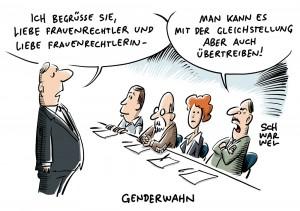 """BGH-Urteil ignoriert gesellschaftlichen Wandel: Marlies Krämer darf von Sparkasse weiterhin als """"Kunde"""" bezeichnet werden"""""""