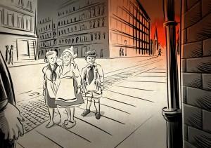 Schwarwel MDR Zeitreise Bombennacht Dresden