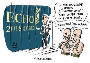Kollegah und Farid Bang beim Echo: Erfolg mit Antisemitismus und Frauenhass