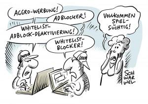 BGH weist Springer-Klage ab: Werbeblocker sind zulässig