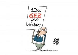 """Richtungsweisendes """"GEZ""""-Urteil: Rundfunkbeitrag bleibt – aber …"""