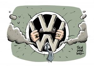 Dieselaffäre: Vier VW-Mitarbeiter belasten Winterkorn und Diess