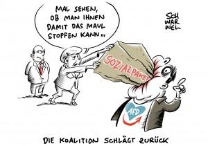 Verabschiedung der Rentenpläne verschoben: Union und SPD planen noch größeres Sozialpaket