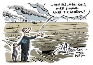 """RWE zu Kohleausstieg: Ausstieg bis 2038 """"nicht akzeptabel"""""""