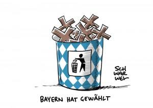 Landtagswahl: In Bayern ist nichts mehr, wie es war