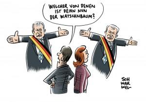"""Will kein """"Watschnbaum"""" mehr sein: Seehofer spielt erneut die Rücktrittskarte"""