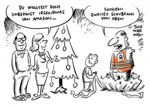 Amazon und Co.: Tägliche Steuernhinterziehung im Onlinehandel