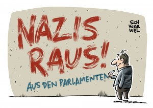 Landtagswahlen 2019: Demokratische Parteien ringen um Konzepte