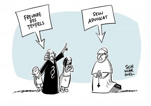 Sexueller Missbrauch: Kirche stellt sich über Rechtsstaat