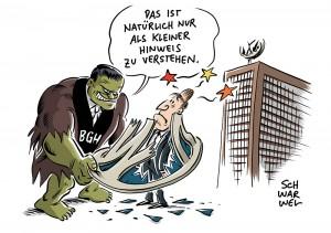 Dieselskandal: Bundesgerichtshof stärkt Position der VW-Kunden