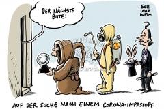 Merkel ruft zu Zusammenarbeit für Corona-Impfstoff auf: Milliardenspenden für einen Corona-Impfstoff